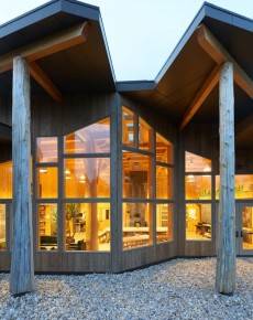 Top 14 Mindblowing Wooden Buildings in USA