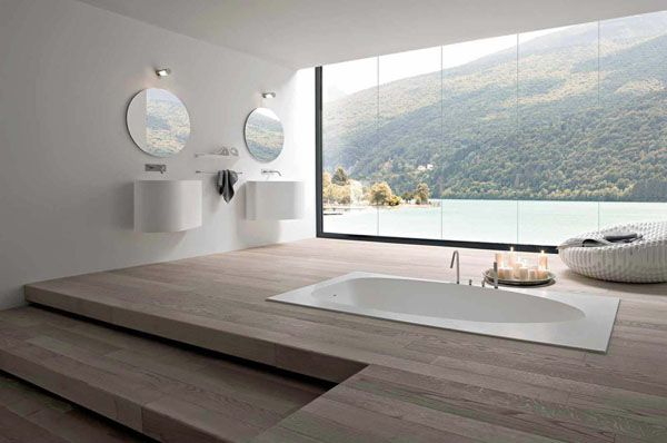 Top 50 Most Elegant Bathroom Designs To Help You With Selection-19
