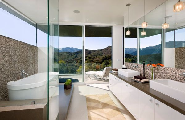 Top 50 Most Elegant Bathroom Designs To Help You With Selection-21