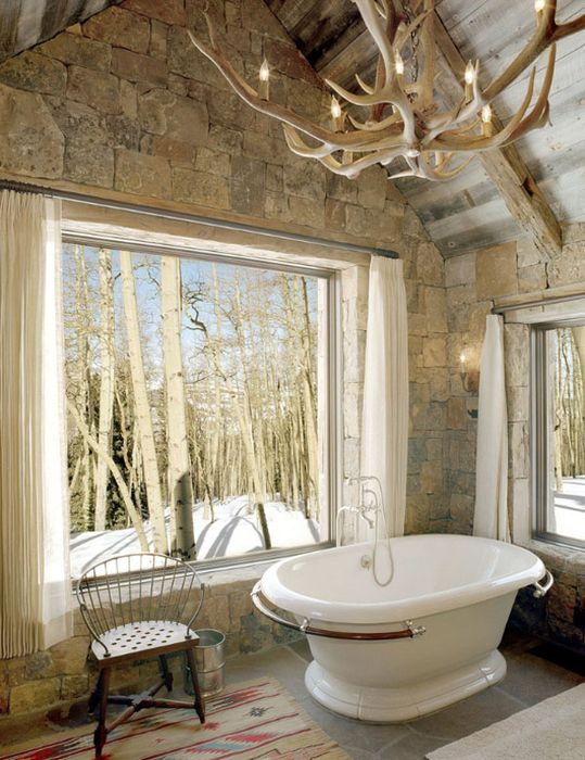 Top 50 Most Elegant Bathroom Designs To Help You With Selection-25
