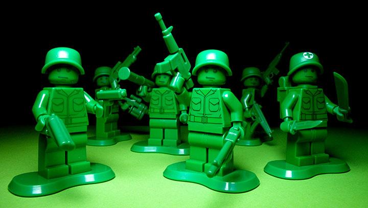 15 забавных фактов о LEGO, которые взорвут Вас-1
