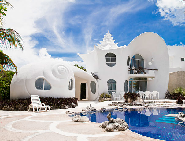 16 Mystical But Real Houses Where You'd Love To Live-8