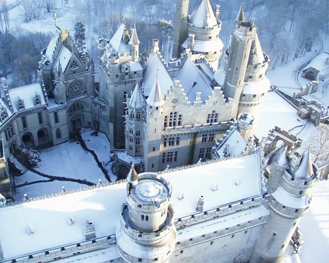 Château-de-Pierrefonds-Oise-Beautiful-France