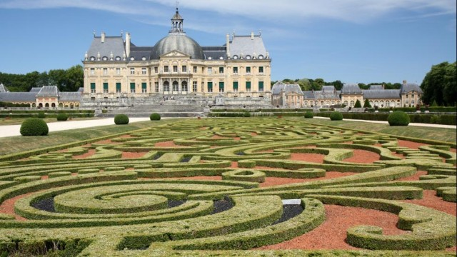 Château-de-Vaux-le-Vicomte-Maincy-Beautiful-France