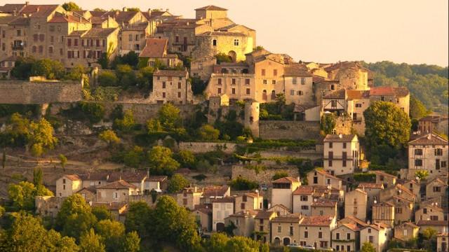 Cordes-sur-Ciel-Midi-Pyrénées-Beautiful-France