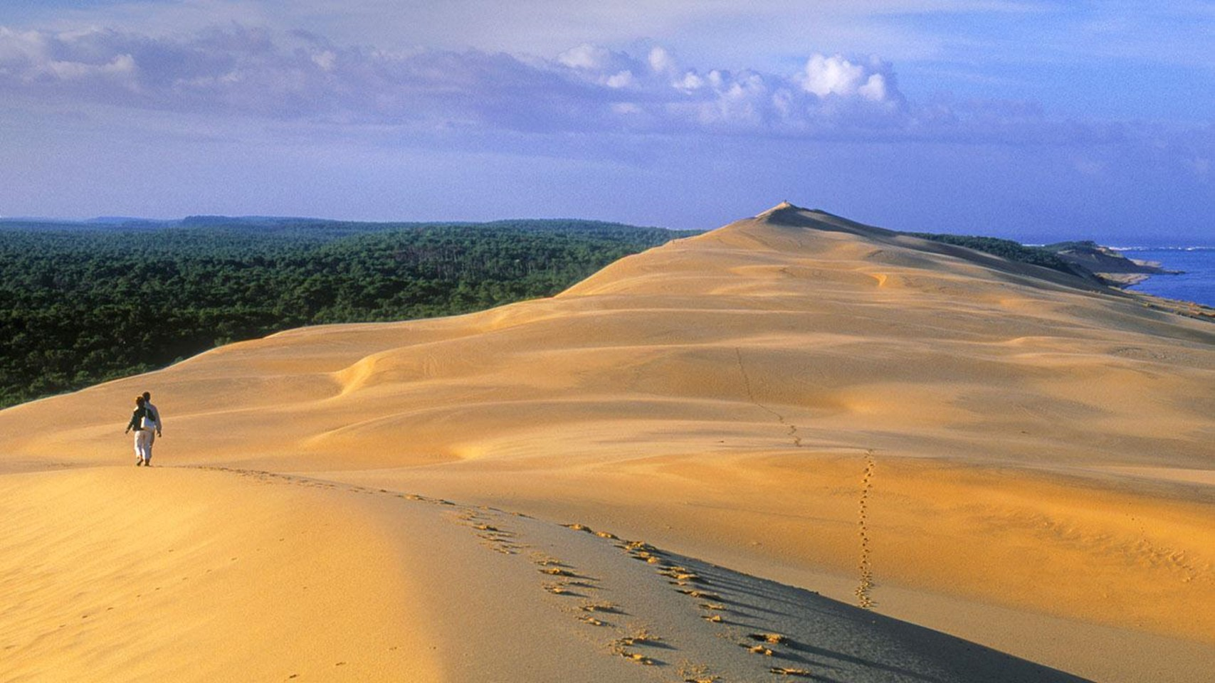 Dune of Pilat, Arachon Bay-Beautiful-France