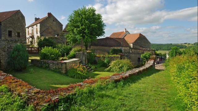 Flavigny-sur-Ozerain, Burgandy Region