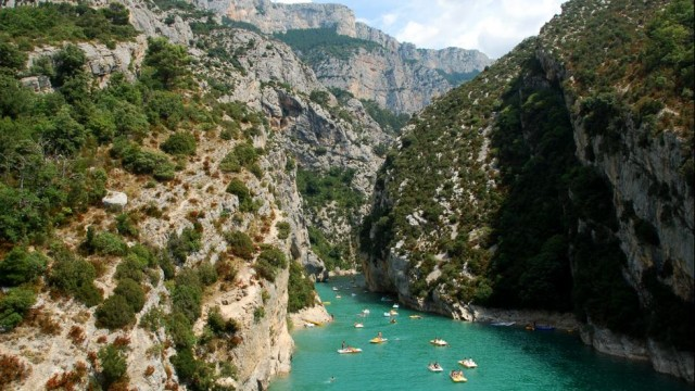 Gorges-du-Verdon-Provence-Alpes-Côte-d-Azur-Region-Beautiful-France