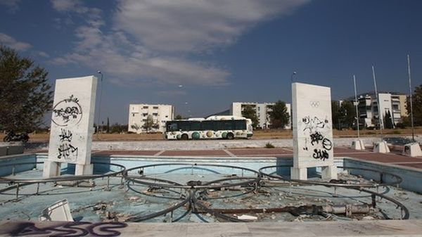 Ruins of Olympic infrastructure-Top 16 Haunting Photos Of Abandoned Olympic Venues-4