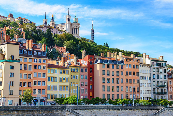 Lyon-Rhône-Alpes-Beautiful-France