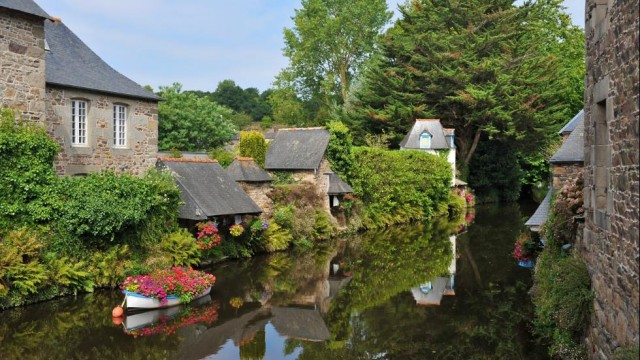 Pontrieux-Bretagne-Brittany-Region-Beautiful-France