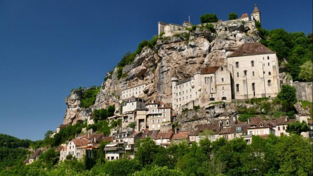 Rocamadour-Midi-Pyrénées-Region-Beautiful-France