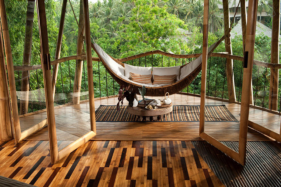 Sustainable Magic Houses In Bali, Built Using Bamboo-1