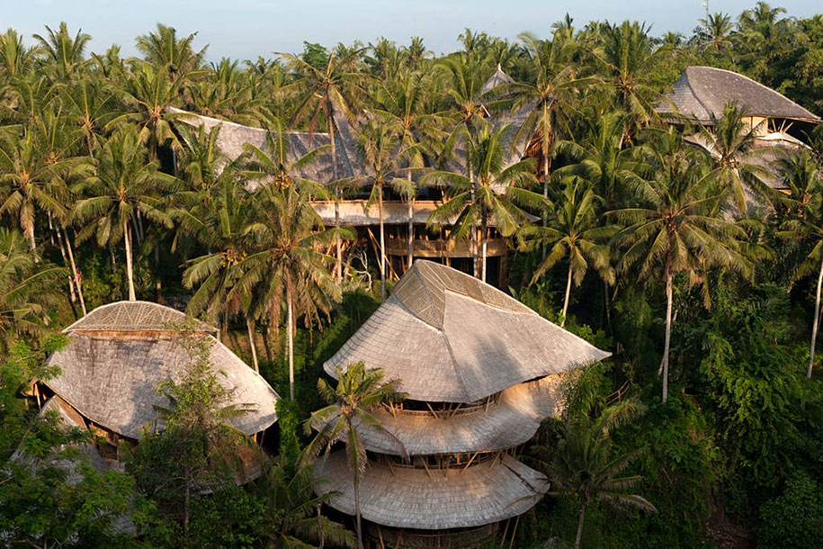 Sustainable Magic Houses In Bali, Built Using Bamboo-5