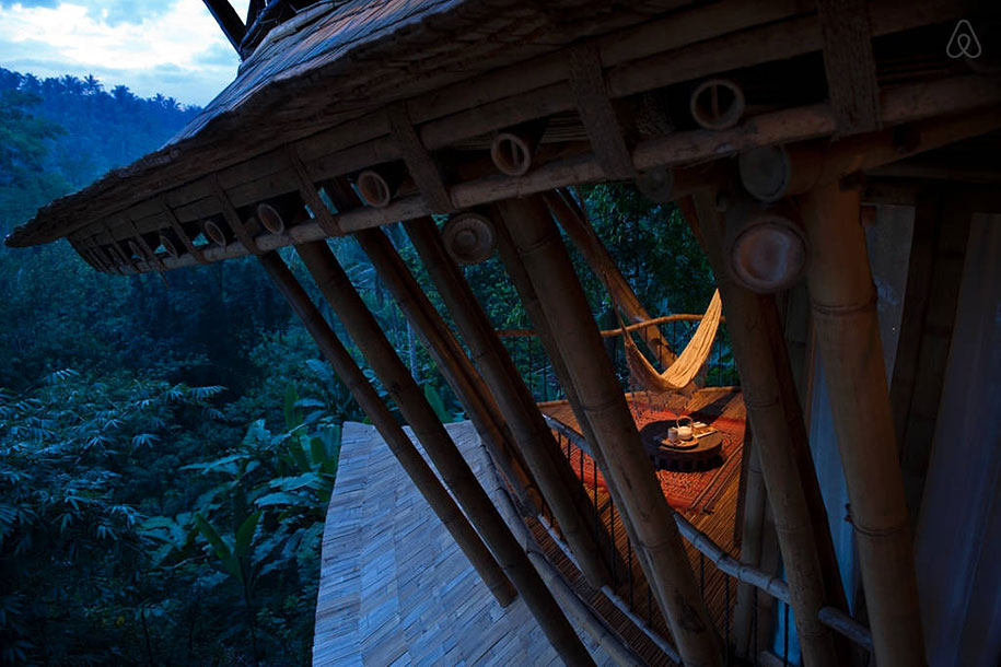 Sustainable Magic Houses In Bali, Built Using Bamboo-8