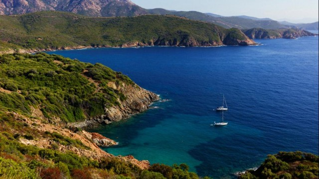 The Island of Corsica
