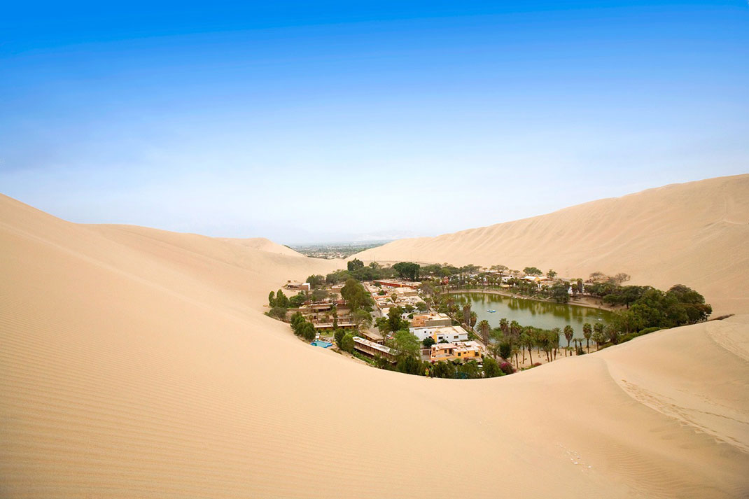 Huacachina (Peru)-Top 12 Dream Like Remote Villages You Would Love To Escape-