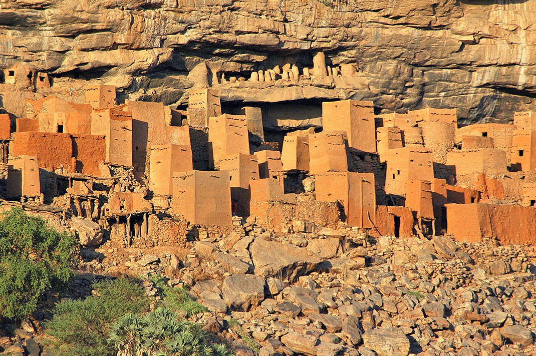 Bandiagara (Mali)-Top 12 Dream Like Remote Villages You Would Love To Escape-1