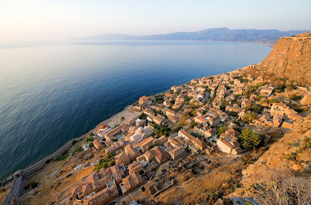 Monemvasia (Greece)-Top 12 Dream Like Remote Villages You Would Love To Escape-2