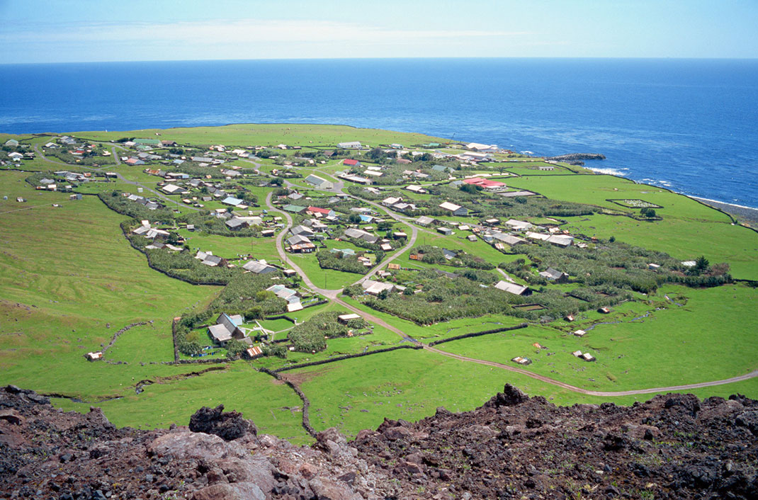 Tristan de Cunha (South Atlantic-Top 12 Dream Like Remote Villages You Would Love To Escape-8