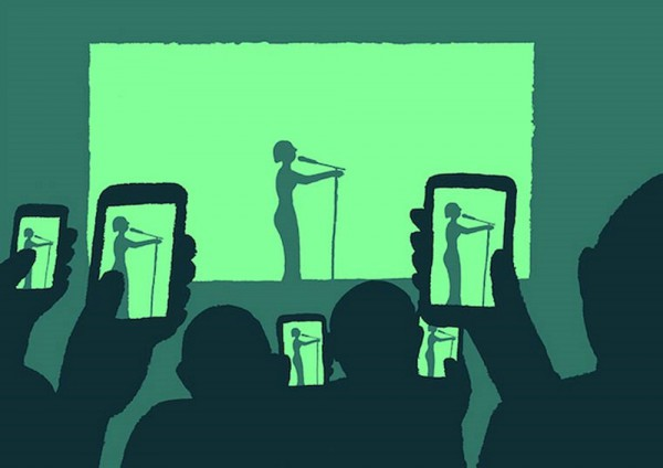 Top 15 Satirical Drawings About Addiction To Smartphones-5