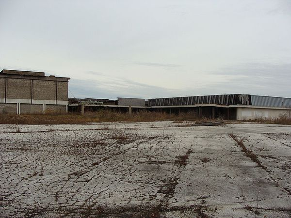 ToDixie Square - Harvey, Illinois -p 9 Most Surreal Abandoned American Shopping Centers-6