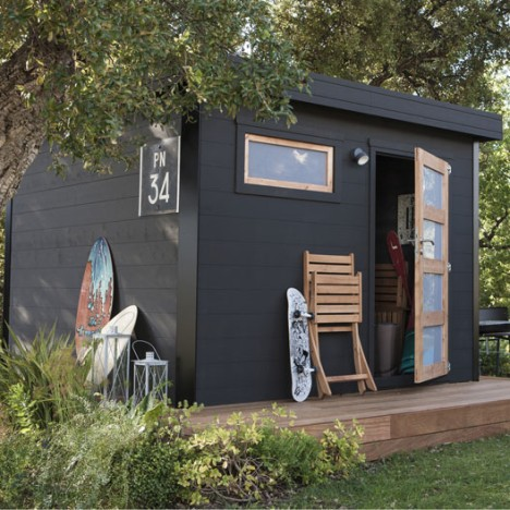 10 Exotic Wooden Cabins To Give A New Look To Your Garden-