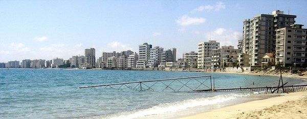 Varosha-10 Most Fascinating Ghost Towns From The past-12