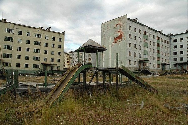 Kadykchan-10 Most Fascinating Ghost Towns From The past-15