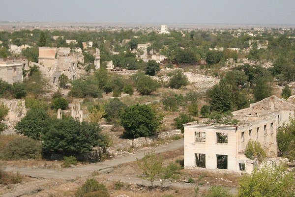 Agdam (Azerbaijan)-10 Most Fascinating Ghost Towns From The past-16