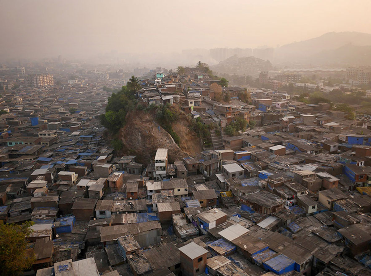 Hill Mumbai, India-21 Most Beautiful Places Photographed By Drones Where Overflight Is Illegal Today-12