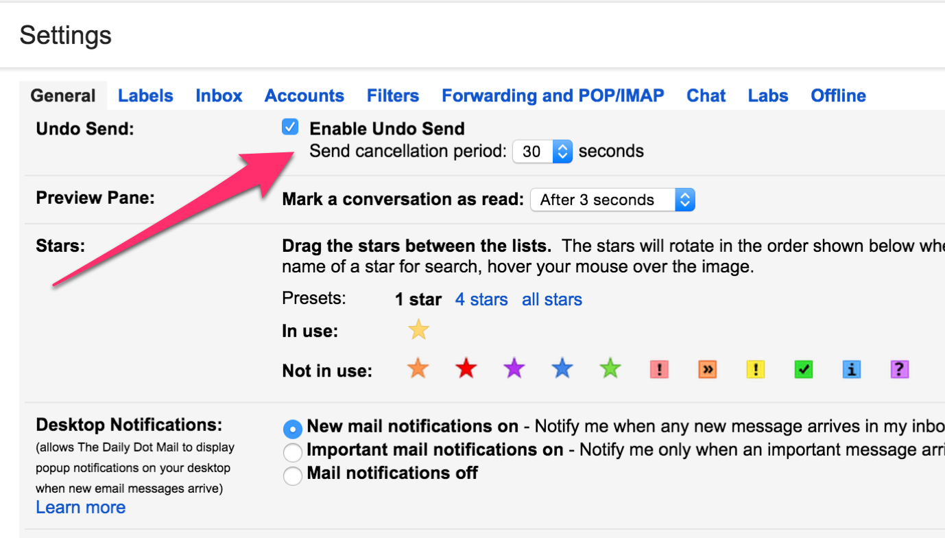 Learn How You Can Unsend An Email in Gmail-