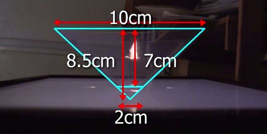 Make Amazing Holograms In Just Ten Minutes Using iPad-