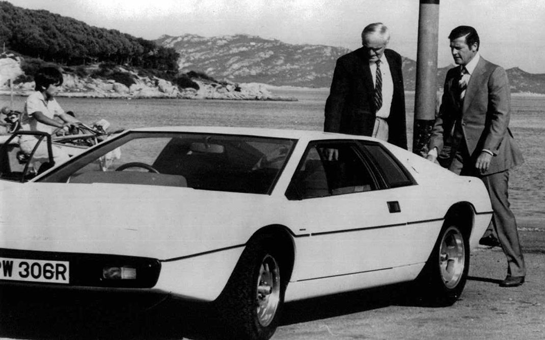 10 Dream Cars Without Which Bond Would Never Have Become