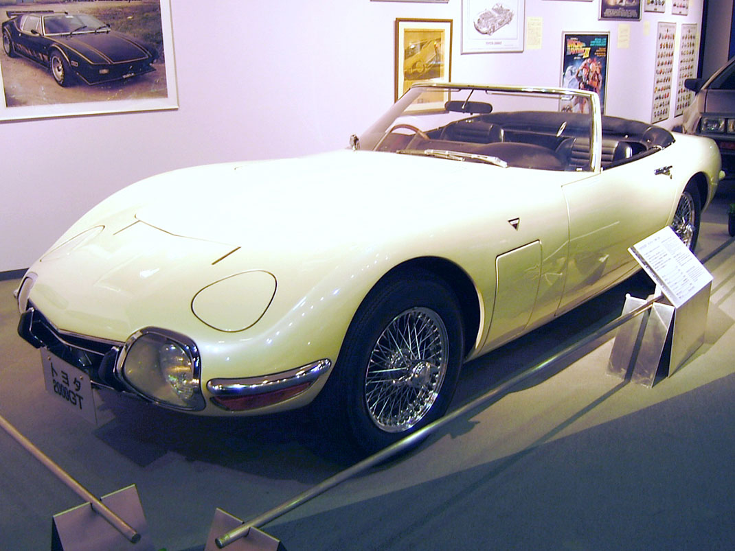 10 Dream Cars Without Which Bond Would Never Have Become James Bond-8