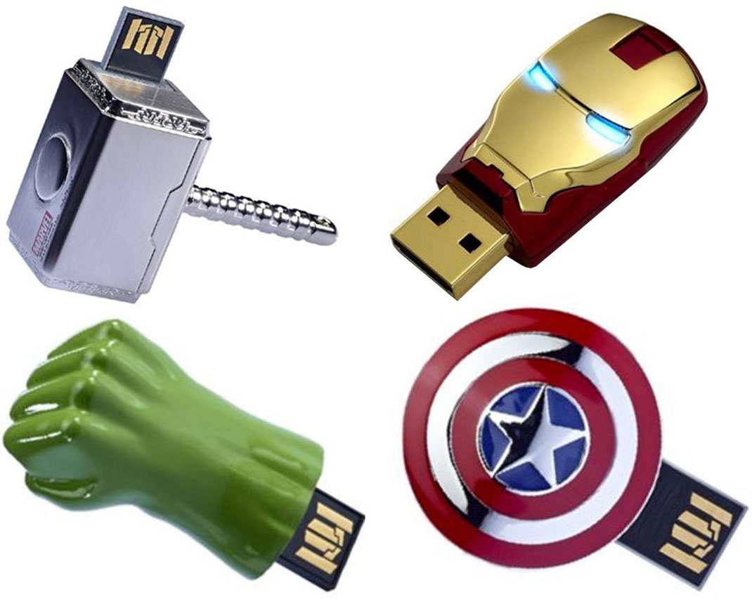 15 Most Surprising USB Designs From The Geek World-10