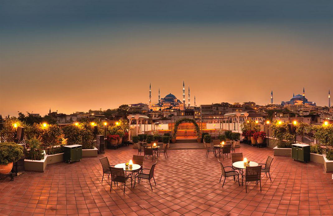 Armada Istanbul Old City Hotel, Istanbul -Gorgeous Hotels-13