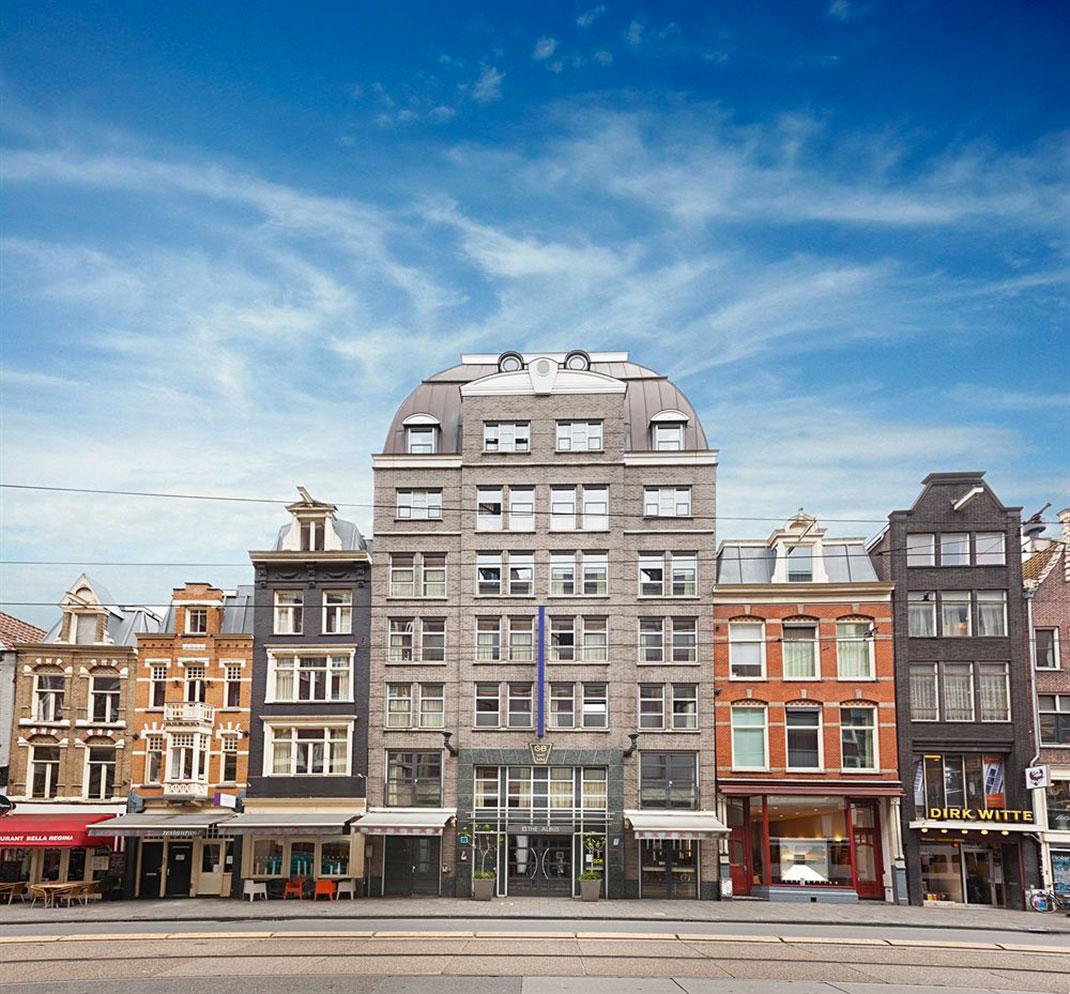Albus Hotel Amsterdam -Gorgeous Hotels-52