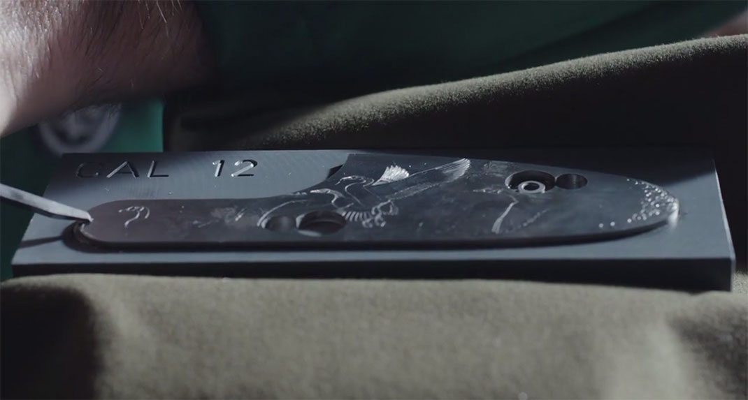 A Fascinating Film Reveals Each Step In Preparation Of A Beretta Shotgun-14