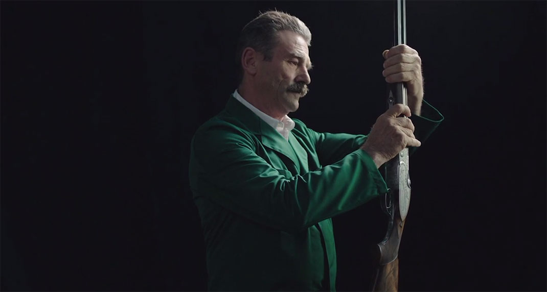 A Fascinating Film Reveals Each Step In Preparation Of A Beretta Shotgun-20