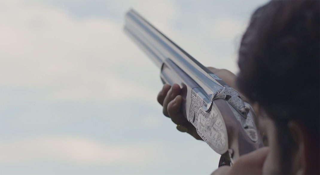 A Fascinating Film Reveals Each Step In Preparation Of A Beretta Shotgun-23