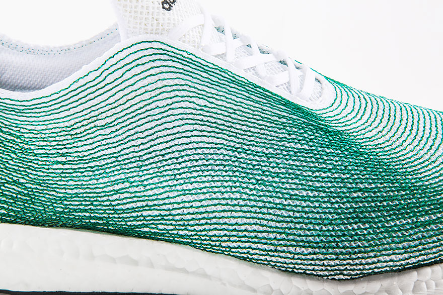 Adidas Fabricates Shoes Made Entirely From Recycled Plastics-6