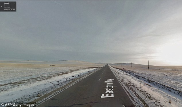 Google Street View Makes Us Travel To Remote Locations Of Mongolia-3