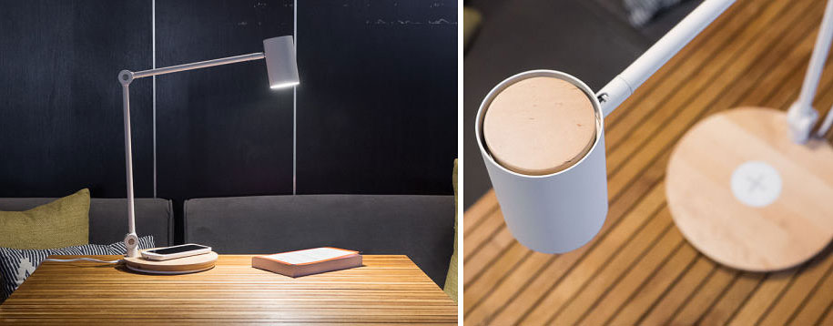 Ikea's Elegant New Furniture With Wireless Charging Feature For Mobile Devices-1