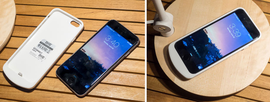 Ikea's Elegant New Furniture With Wireless Charging Feature For Mobile Devices-4