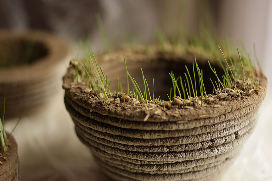 Now 3D Printing Can Be Used To Print Future Home Gardens-