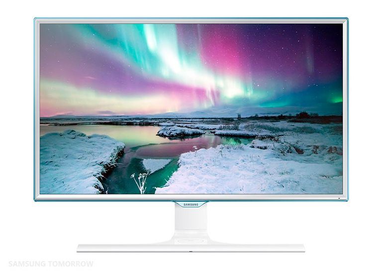 SE370: Samsung's New PLS-enabled Monitor Comes With Wireless Charging-1