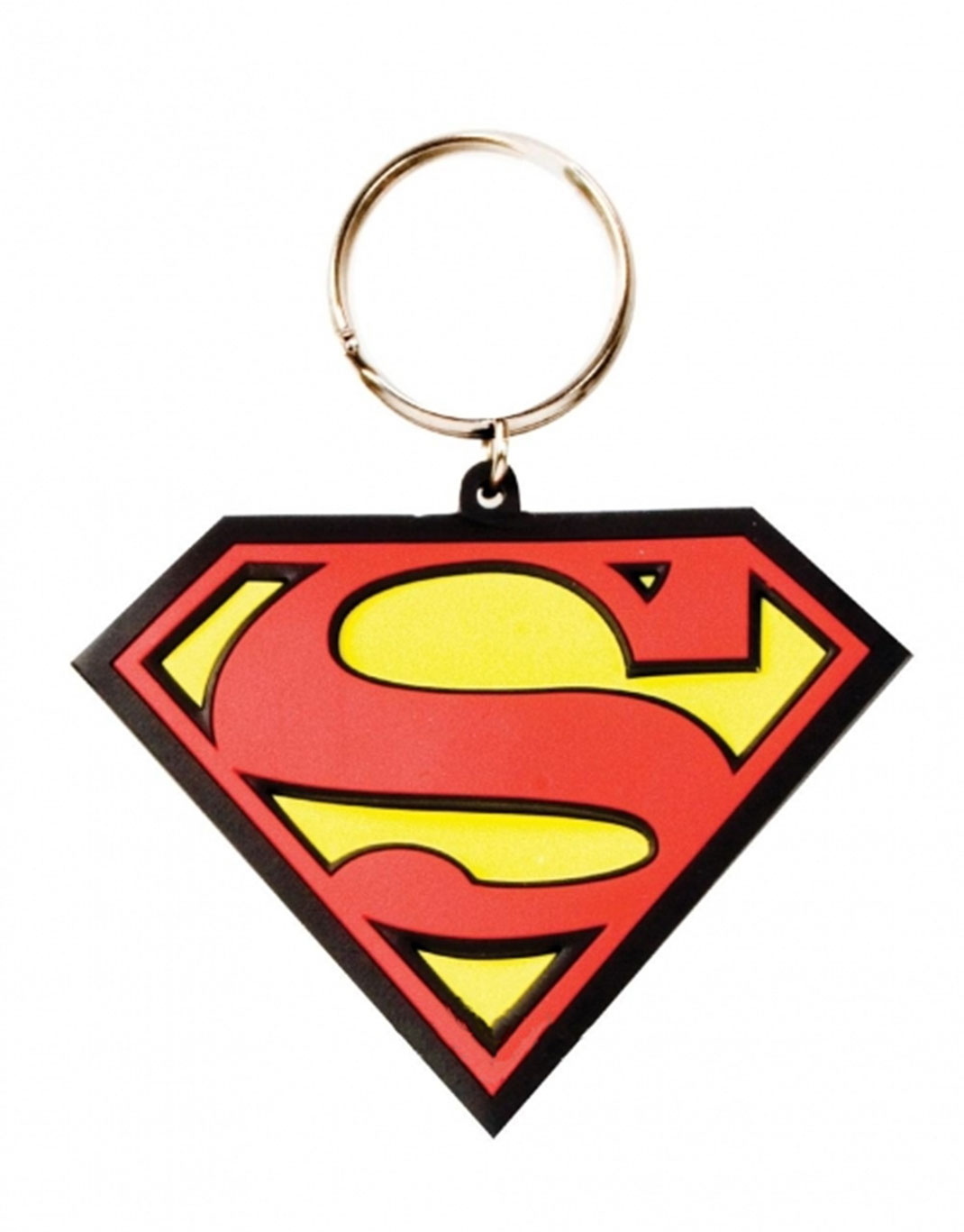 Superman Keychains: