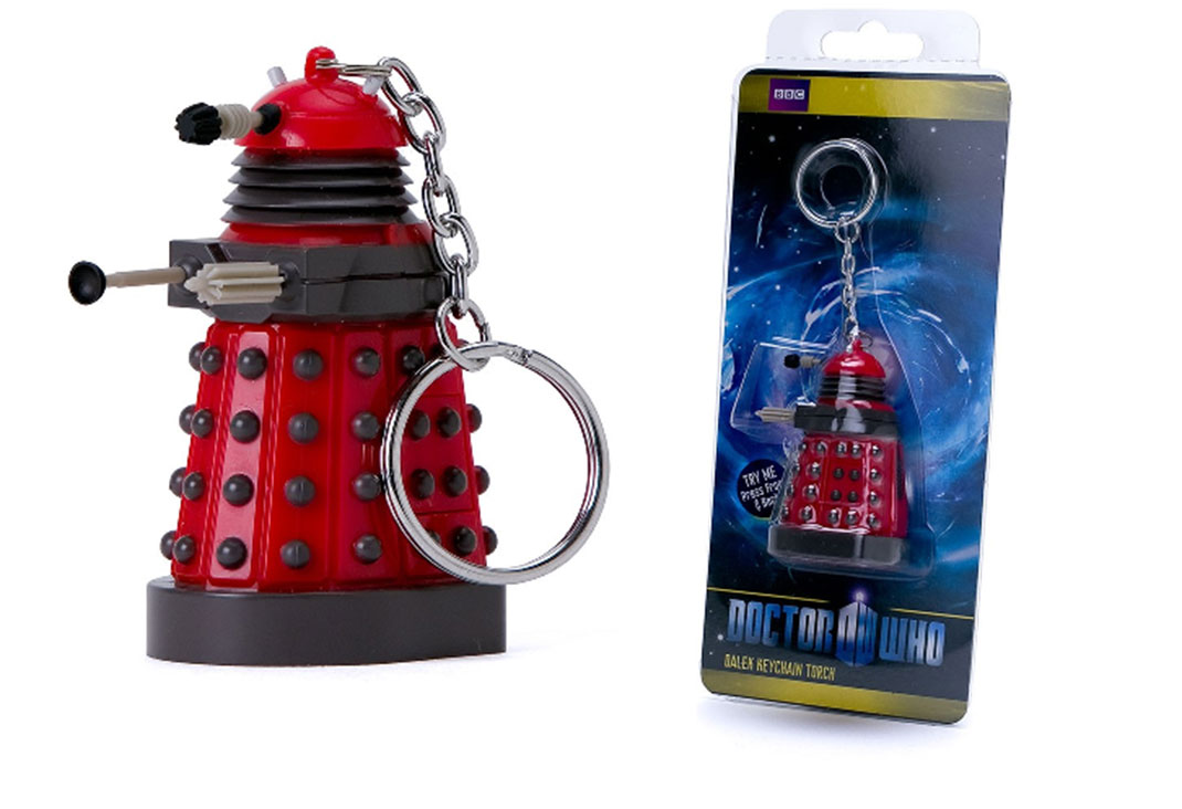 Keychains Doctor Who: