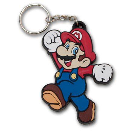 Mario Keychain: